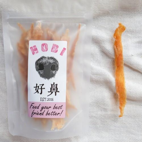 讓你好思慕 香脆無刺虱目魚肉乾- 寵物零食