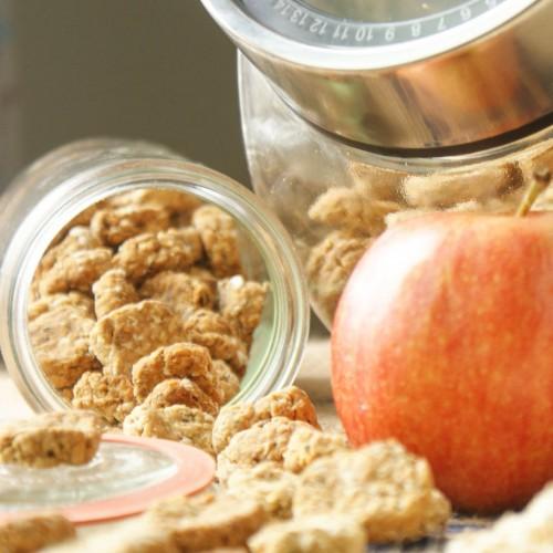 椰油燕麥餅乾   經典蘋果好抗氧- 寵物零食