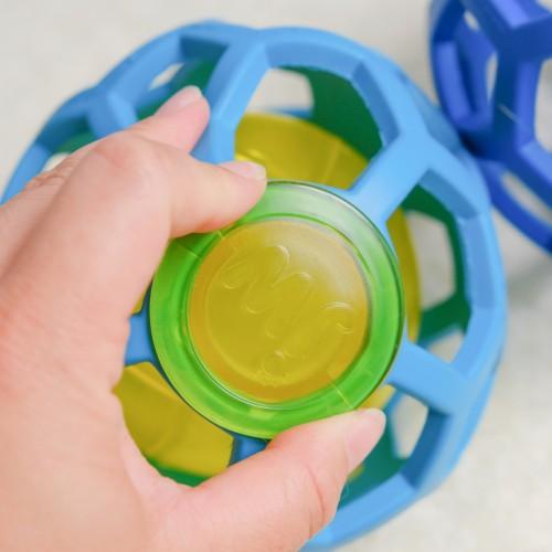 美國JW 漏食球中球  寵物益智玩具