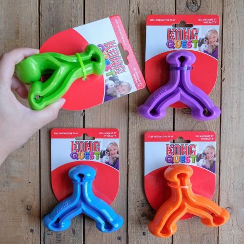 美國KONG  許願骨塞食玩具(S)  寵物益智玩具