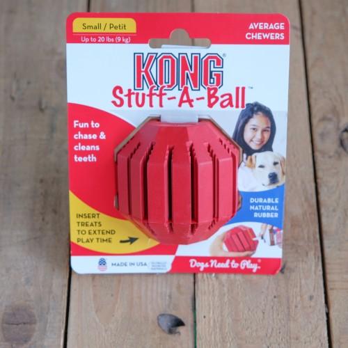 美國KONG Stuff‑a‑Ball  零食填充球(S)