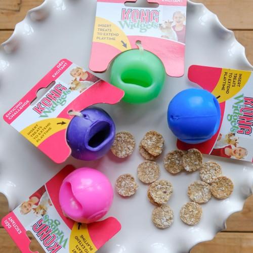 美國KONG  口袋工具球(S)  寵物益智玩具