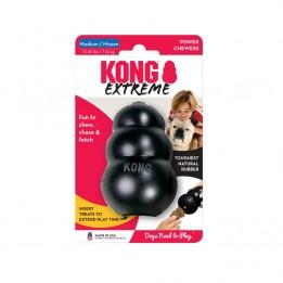 美國KONG Extreme 黑色耐咬抗憂鬱葫蘆 (M)