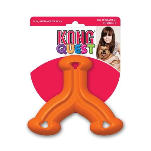 美國KONG  許願骨塞食玩具(L)  寵物益智玩具