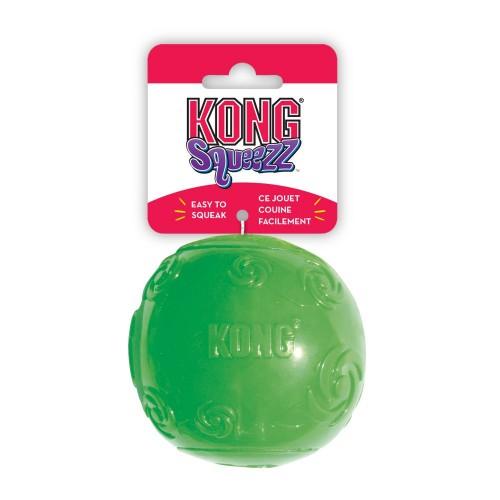 美國KONG Squeezz Balls  果凍啾啾球(M)
