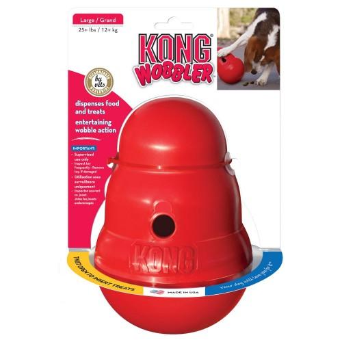 美國KONG Wobbler 不倒翁玩具(大)