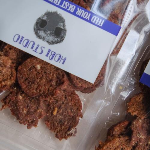 好鼻小圓脆餅 牛肉鱉蛋- 寵物零食