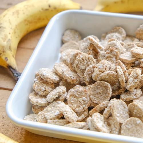 椰油燕麥餅乾   椰肉香蕉- 寵物零食