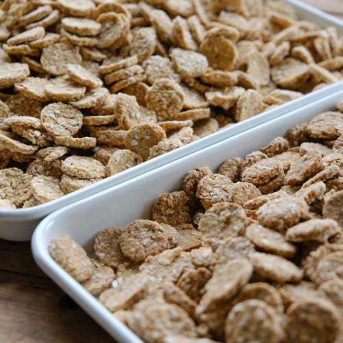 椰油燕麥餅乾   角豆花生醬- 寵物零食