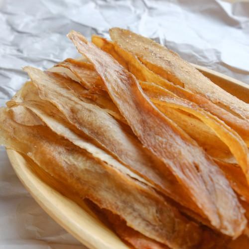 香脆無刺虱目魚肉乾 家庭包- 寵物零食