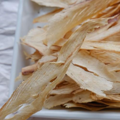 來自台灣東海岸 鬼頭刀肉片乾 家庭包- 寵物零食(網路限定)